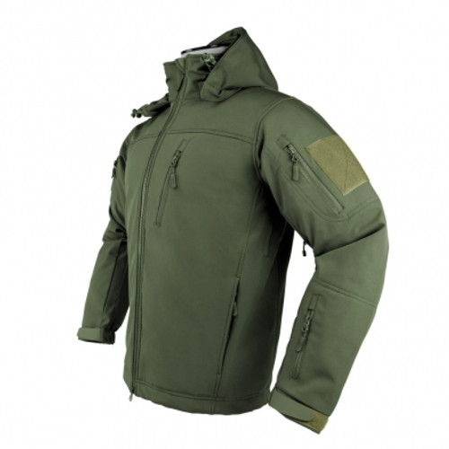 VISM Alpha Trekker Jacket - Green