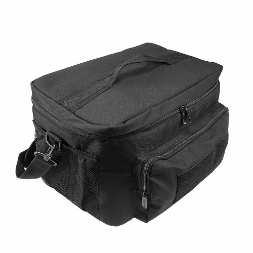 VISM Medium Insulated Cooler Lunch Box With Molle/Pal Webbing