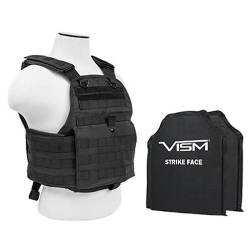 VISM 2924 Plate Carrier w/10X12 Soft Panels [Med-2XL]