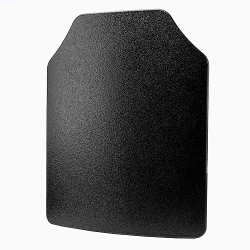 "VISM UHMWPE Ballistic Plate - 11""X14"" - Curved STR's"