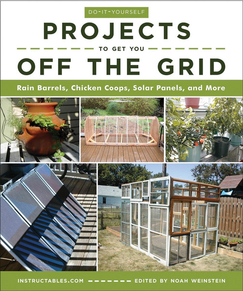 Off Grid DIY Projects