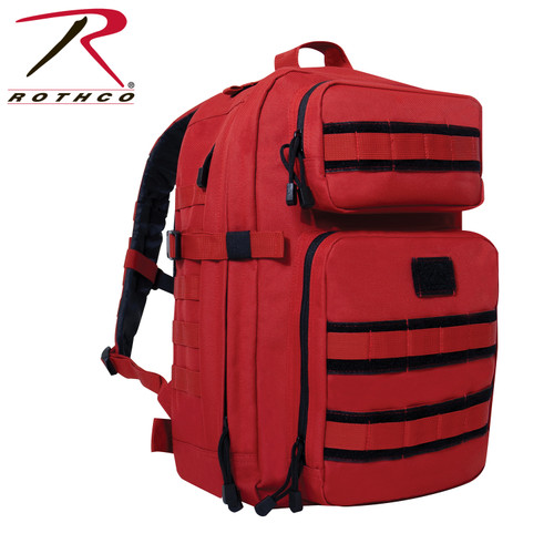 Rothco Fast Mover Tactical Backpack - Red