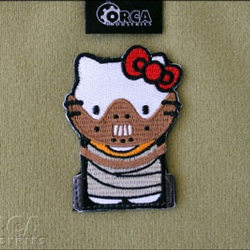 Hello Kitty Hannibal Lecter - Morale Patch