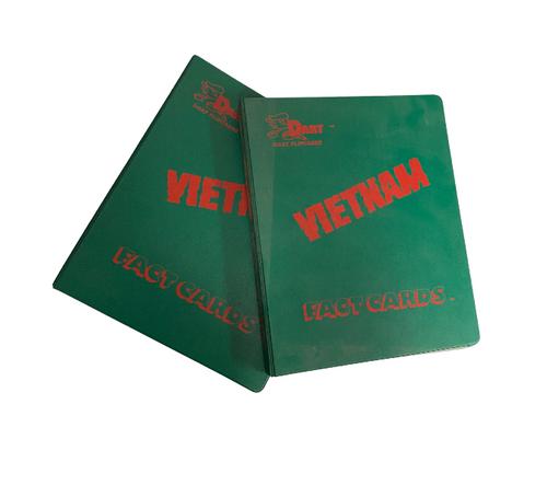 128 Vietnam Fact Cards