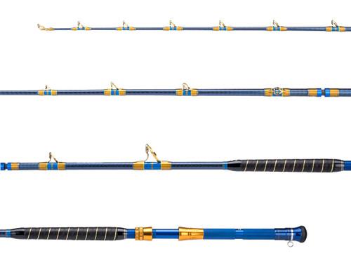 Jigging Master WIKI Blue Devil #600 - 2.70M Deep Sea Boat Fishing Rod