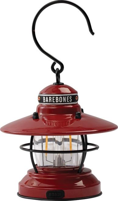 Edison Mini Lantern Red