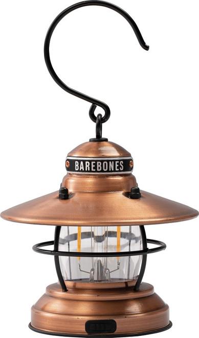 Edison Mini Lantern Copper