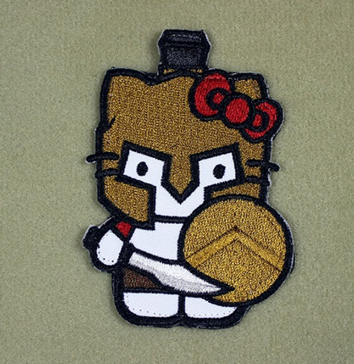 Hello Kitty Leonidas - Morale Patch