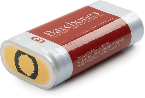 18650 Li-ion Battery 2-Pack