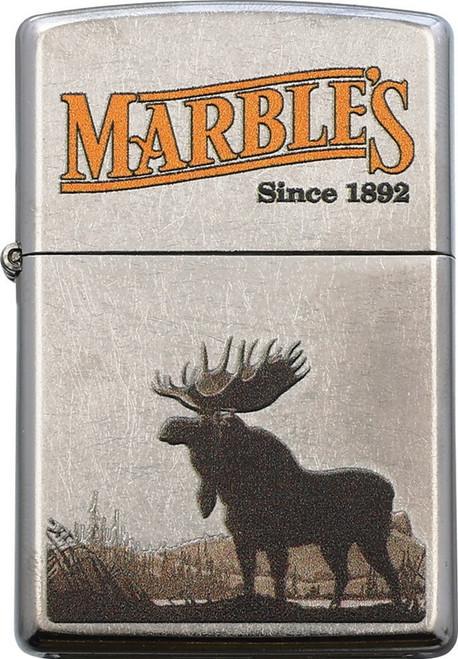 Moose Zippo Lighter