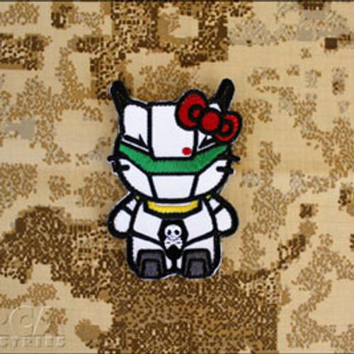 Hello Kitty Valkyrie VF1 - Morale Patch