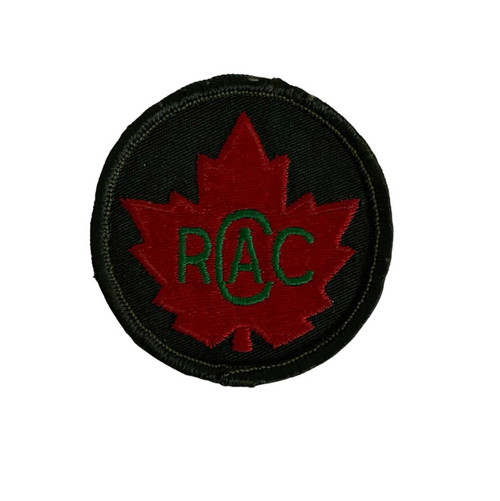Royal Canadian Army Cadets Patch