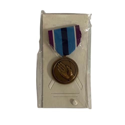 U.S. Humanitarian Services Medal