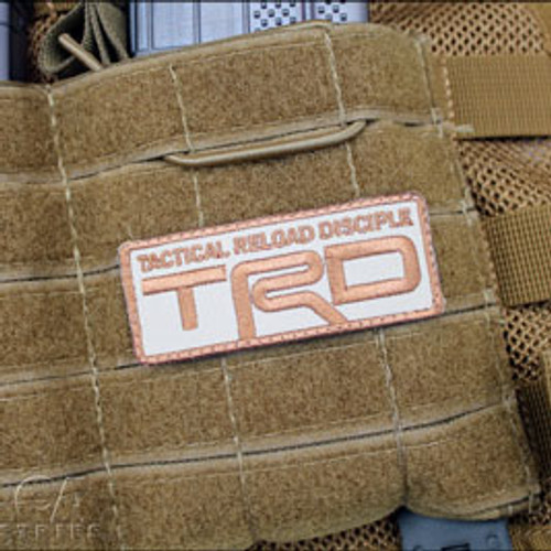 TRD Patch - Morale Patch