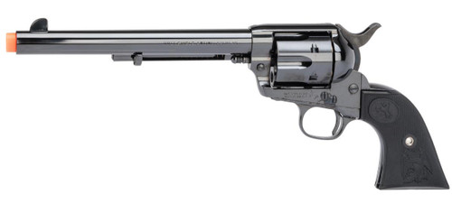 "Tanaka Licensed Colt Single Action Army .45 Gas Powered Revolver (Model: 7.5"" Cavalry Barrel / Blued Steel Finish"