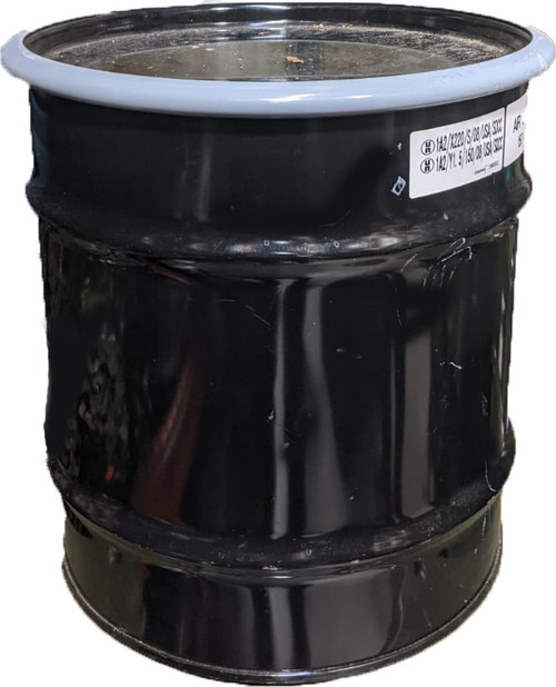 U.S. Armed Forces 20 Gallon Storage Drum