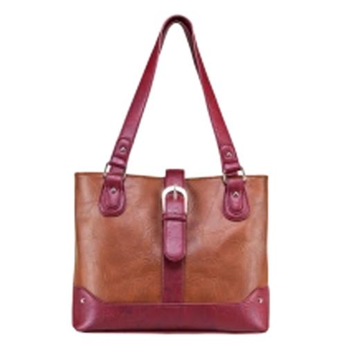 VISM Shoulder Bag - Brown