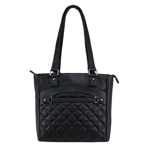 VISM Quilted Tote