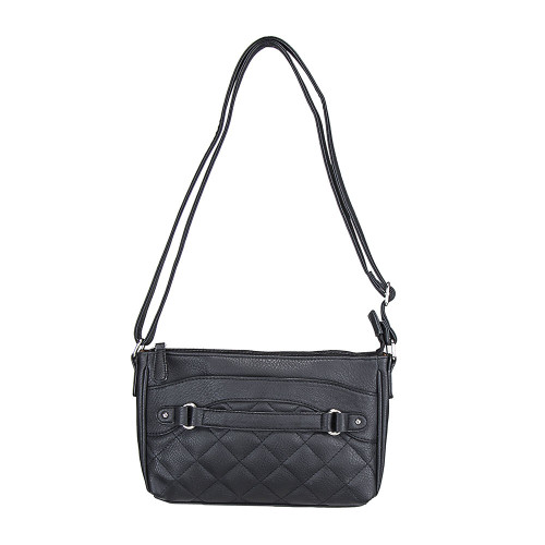 VISM Quilted Crossbody Bag