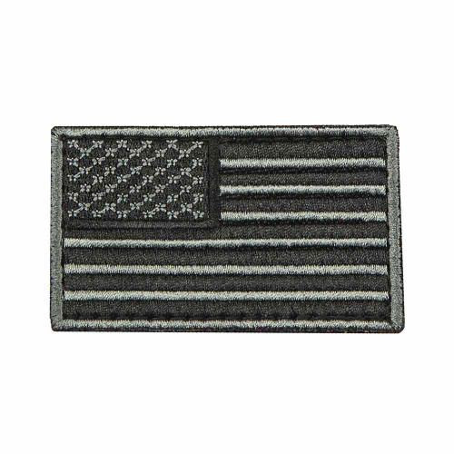 VISM USA Flag Patch Embroid