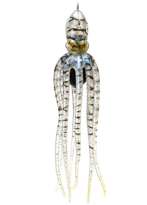 Mustad InkVader Octopus Live Jig w/ Assist Hooks (Color: Mimic)