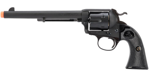 "Tanaka Colt Single Action Gas Powered Revolver (Model: 7.5"" Bisley Model / Matte Black Finish)"
