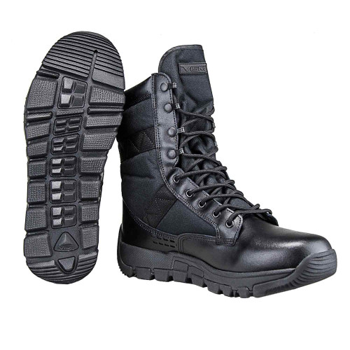 VISM ORYX Boots High Black