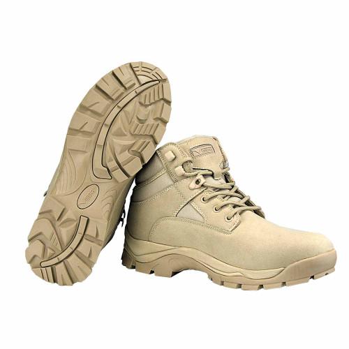 VISM ORYX Boots Mid Tan