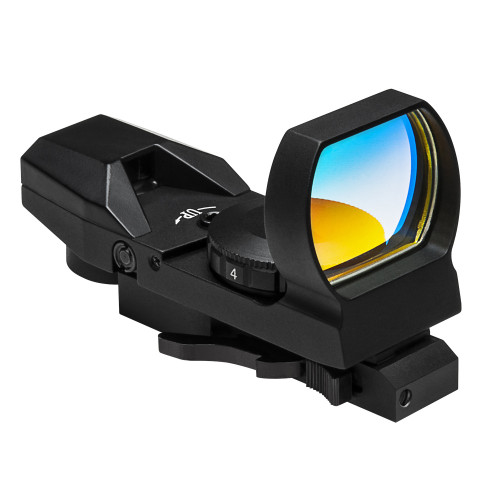 VISM KeyMod Quick Release 4 Reticle Reflex Optic