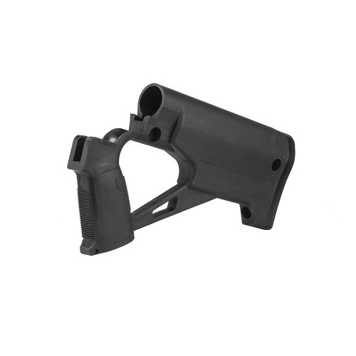 VISM BlastAR Thumbhole Stock - Black