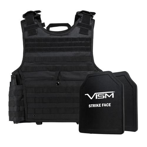 VISM Expert Carrier w/11X14 PE Hard Plates [2XL+]