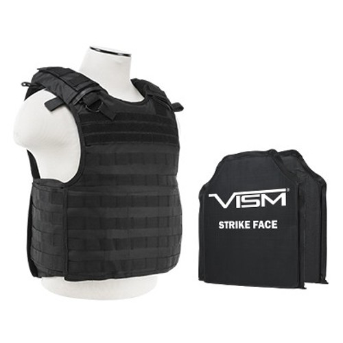 VISM QR Carrier w/10X12 Soft Panels [Med-2XL]