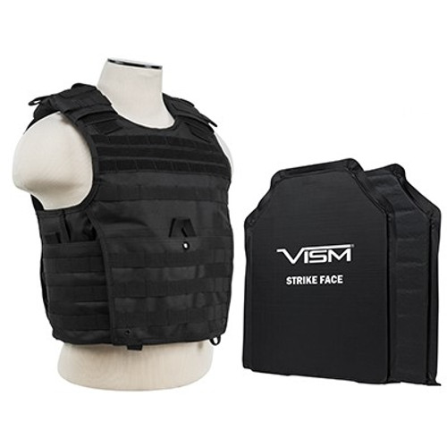VISM Expert Carrier w/11X14 Soft Panels [Med-2XL]