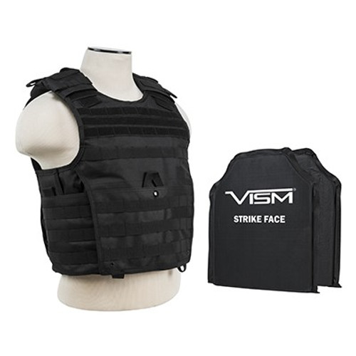 VISM Expert Carrier w/10X12 Soft Panels [Med-2XL]