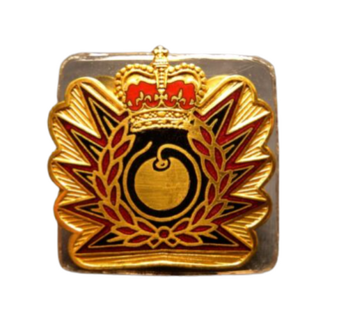 Canadian Armed Forces Explosive Ordinance Disposal Pin