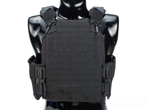"FirstSpear ""Strandhogg"" SAPI Cut Plate Carrier (Color: Black)"