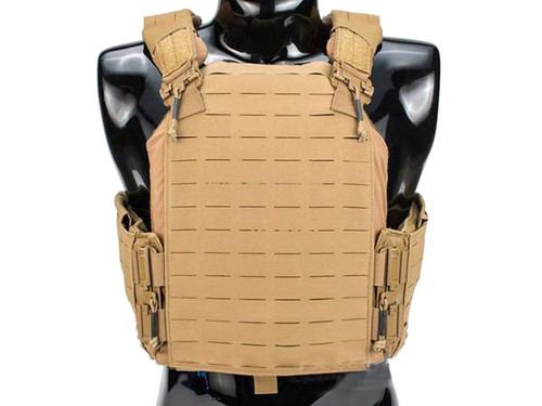 "FirstSpear ""Strandhogg"" SAPI Cut Plate Carrier (Color: Coyote)"