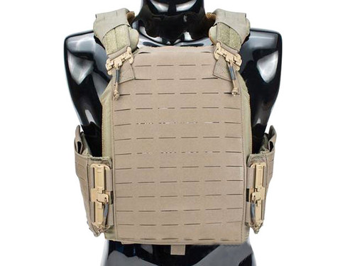 "FirstSpear ""Strandhogg"" SAPI Cut Plate Carrier (Color: Ranger Green)"