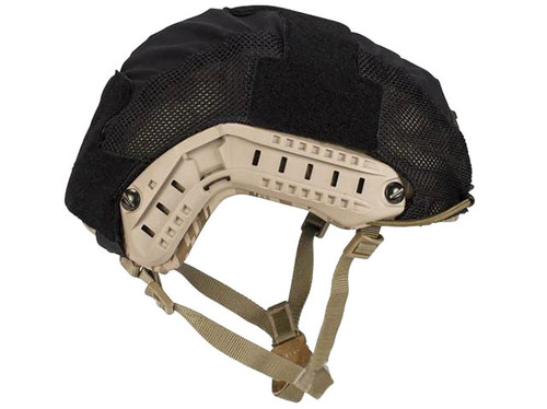 FirstSpear Hybrid Helmet Cover for Ops Core FAST Helmets (Size: Medium/Large)