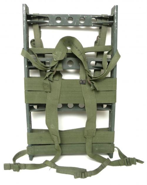 WWII British Military Manpack Carrier