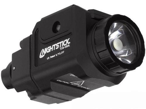 Bayco NightStick Xtreme 550 Lumens Tactical Compact Weapon-Mounted Light with Strobe