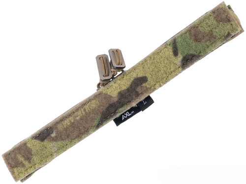 AXL Advanced Admin Zipper Plug In Upgrade for Crye Precision AVS Plate Carriers (Model: Standard / Multicam)