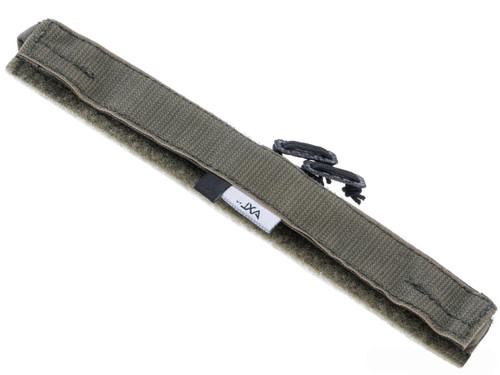 AXL Advanced Admin Zipper Plug In Upgrade for Crye Precision AVS Plate Carriers (Model: Standard / Ranger Green)