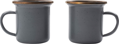 Enamel Espresso Cup Set