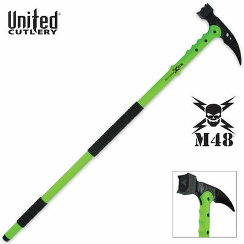 M48 Apocalypse Zombie Survival Tactical Walking Hammer