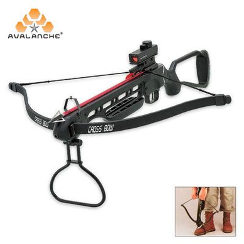 Avalanche Tactical Hunting Trailblazer Crossbow 150-lb.