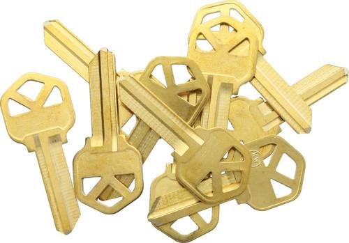 Sharpened Key Pack of 10