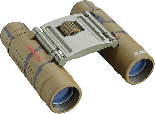 Essentials Binoculars 10x25 (Color: Brown)