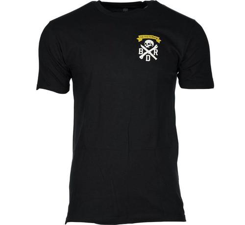 "Black Rifle Division ""BRD Skull"" Graphic Tee (Color: Black)"