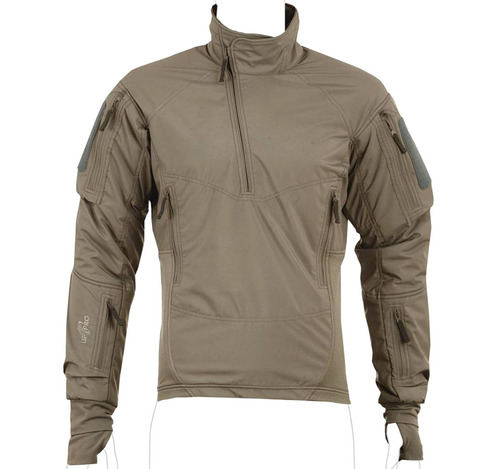 UF PRO AcE Winter Combat Shirt (Color: Brown Grey)
